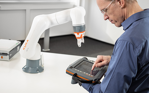 Automation for Everyone: KUKA at the Digital Hannover Messe 2021