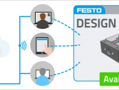 Festo and CADENAS announce launch of Festo Design Tool 3D Online