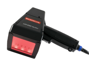 Microscan announces  LVS-9585 Verifier for printed labels and direct part marks