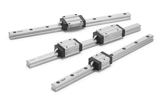 SKF Motion Technologies releases SKF LLT profile rail guides