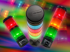 AutomationDirect offers Cutler Hammer Stacklights