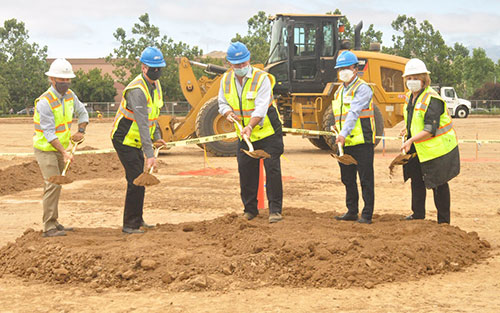 Applied Motion Products Breaks Ground on New Corporate Headquarters in Morgan Hill, Calif.