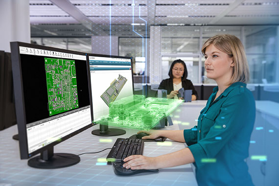 Siemens announces Camstar Electronics Suite software