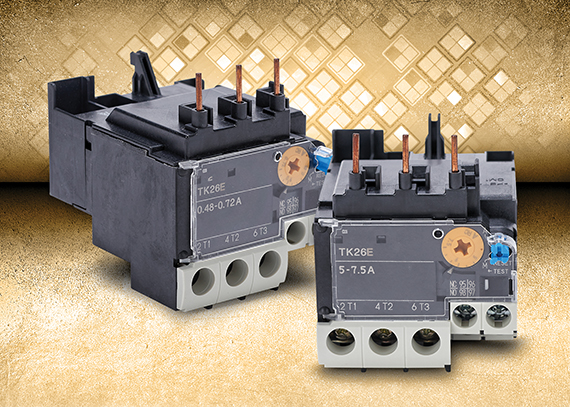 AutomationDirect introduces Fuji TK26E Series Thermal Overload Relays