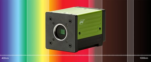 JAI introduces Fusion Series Flex-Eye cameras