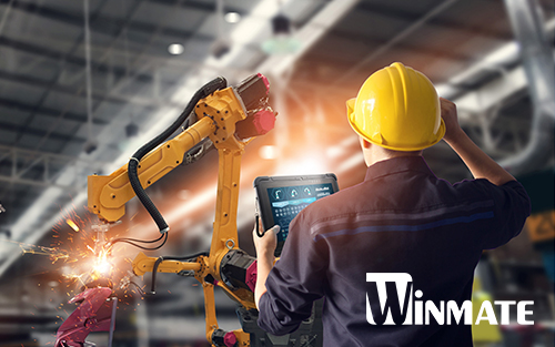 Winmate's M101 Series Seamlessly Manages and Monitors Factory Operations
