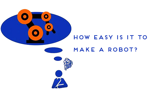 How Easy is it to Make a Robot?