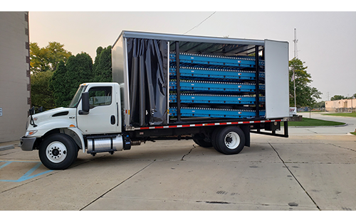 Ultimation Industries Launches Specialty Automated Delivery Systems for Automotive, eCommerce Industries