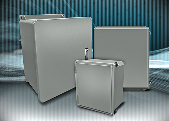 AutomationDirect introduces Classic Series of fiberglass enclosures