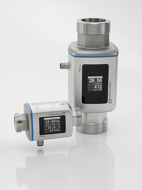 Endress+Hauser announces updates to Picomag electromagnetic flowmeter