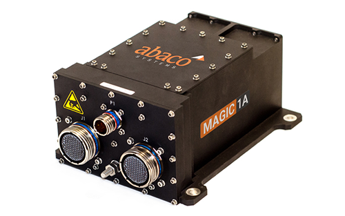 Abaco Systems Announces the MAGIC1A, a High Performance Embedded Computer