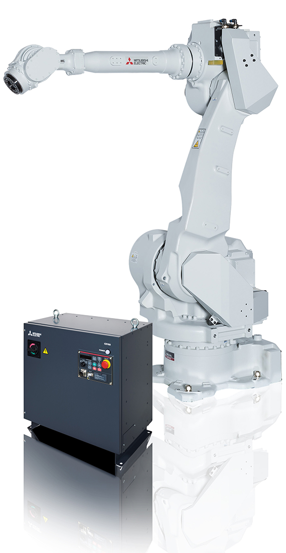 Mitsubishi Electric Automation introduces RV-F series of robots