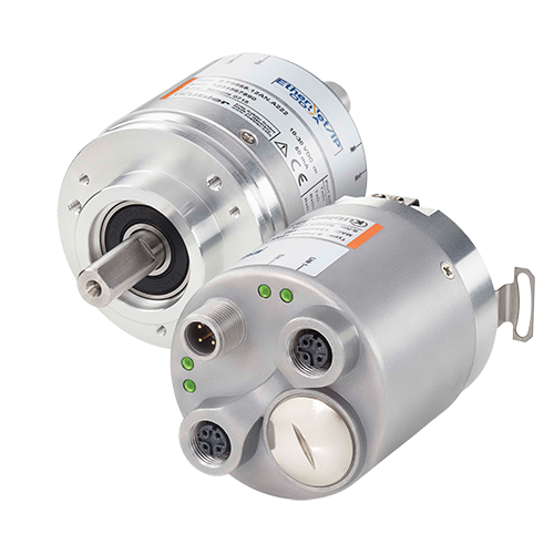 Kuebler introduces Sendix F58 series of encoders with EtherNet/IP support