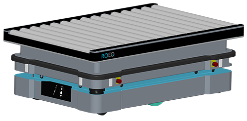 ROEQ introduces TR500 Top Roller