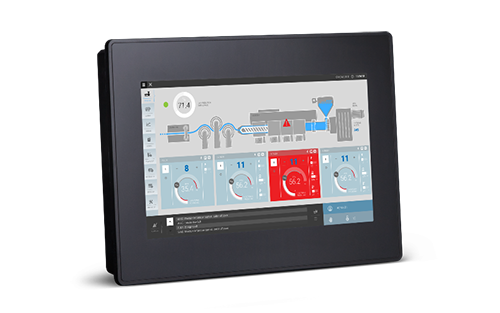 Exor's eSMART HMI Series Features Cloud-Based Solutions