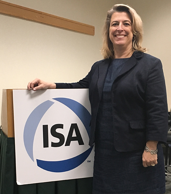 ISA announces Renee Bassett as Chief Editor of InTech magazine and Automation.com