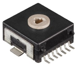 APEM announces P56 64-position DIP rotary switch