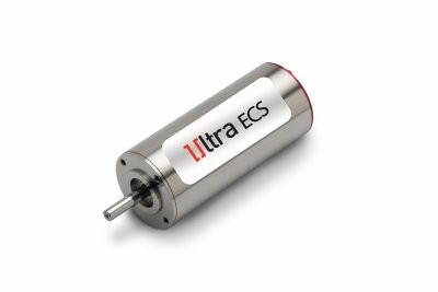 Portescap introduces 35ECS brushless DC slotless motor