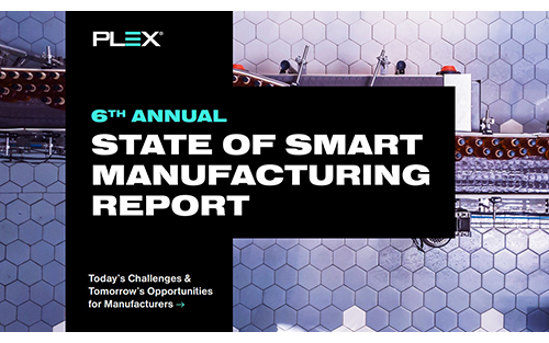 6th Annual State of Smart Manufacturing Report