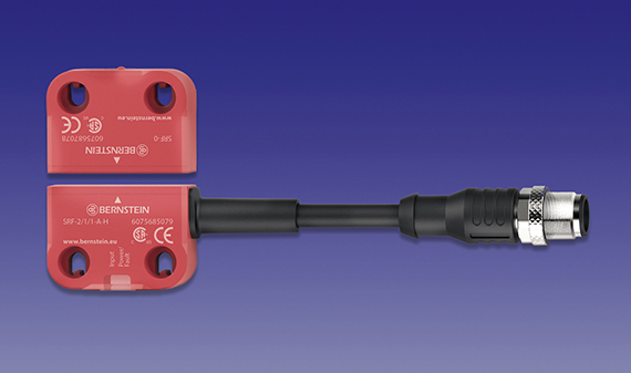 Altech introduces SMART Non-Contact Safety Sensor SRF