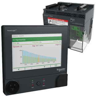 Schneider Electric introduces PowerLogic ION9000T power meter