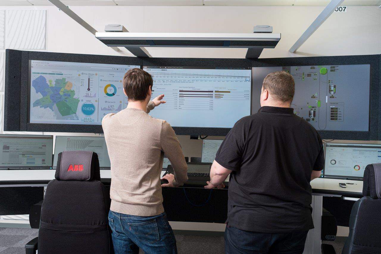ABB announces new Collaborative Operations Center in Sweden