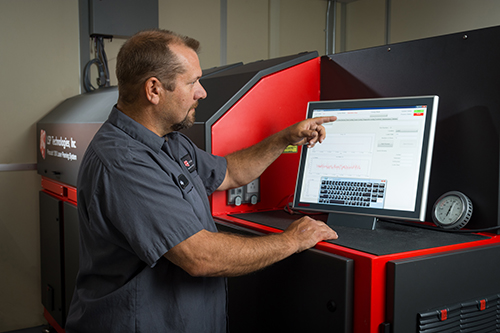 Beckhoff helps LSP Technologies increase flexibility in laser peening system